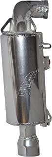 Starting Line Products SLP - 09-324 Silver Ceramic Competition Series Muffler for Polaris AXYS 600/800 RMK, Pro-RMK, SKS and RMK Assault