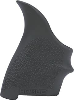 Hogue 18401 HandAll Beavertail Grip Sleeve, Smith & Wesson M&P Shield, Ruger LC9, Olive Drab Green