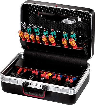 CLASSIC KingSize Roll Ordnungssystem CP-7-2 Schl/üssel 589.500.171 Rollkoffer ohne Inhalt 1 L/ängssteg 3 Querstegen Prarat Werkzeugkoffer 49x46x25cm