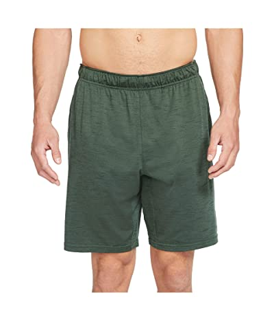 Nike Big Tall Dry Shorts Hyper Dry Light Yoga (Galactic Jade/Sequoia/Black) Men