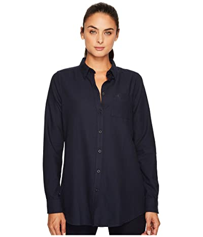 Fjallraven High Coast Flannel Shirt (Night Sky) Women