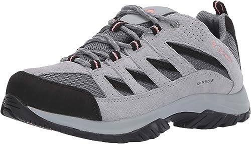 Adidas Crestwood Waterproof, Chaussures de Randonnée Basses Femme