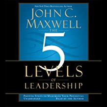 Best five levels of leadership john maxwell Reviews