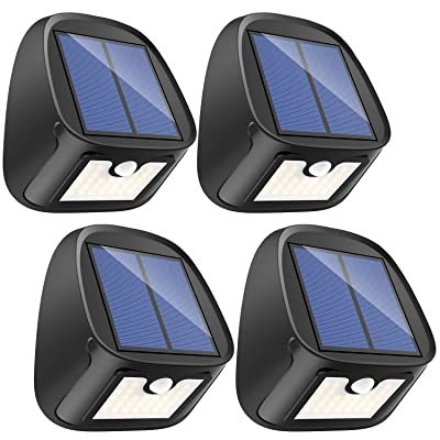 Solar Lights Outdoor, 29 LED Solar Motion Senso...