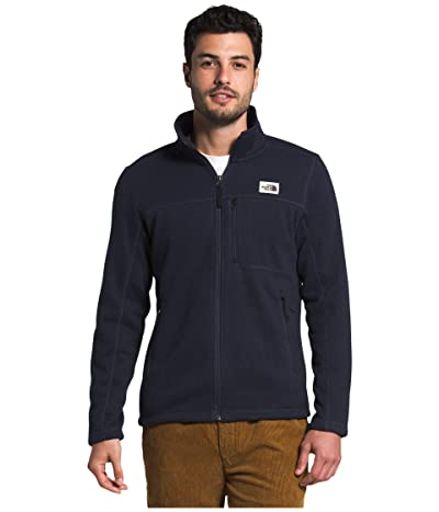 The North Face Gordon Lyons Full Zip (Aviator Navy Dark Heather) Men