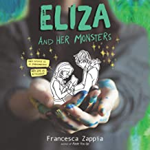 eliza and her monsters audiobook