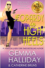 Jeopardy in High Heels (High Heels Mysteries Book 12) Kindle Edition