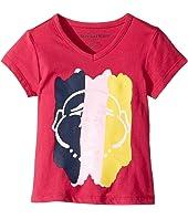 True Religion Kids - Buddha Tee Shirt (Toddler/Little Kids)