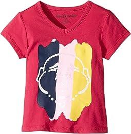 Buddha Tee Shirt (Toddler/Little Kids)