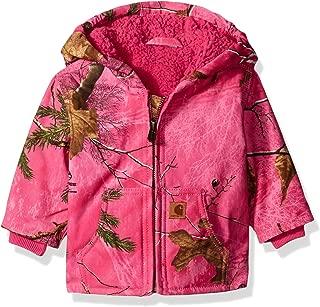 Carhartt Girls' Redwood Jacket Sherpa Lined
