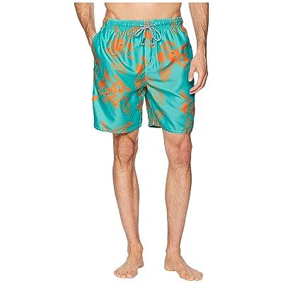 True Grit Waterman Laguna Boardshorts (Turquoise) Men
