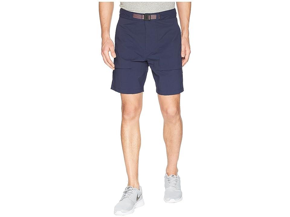 Nike SB SB Flex Everett Shorts (Obsidian/Black) Men