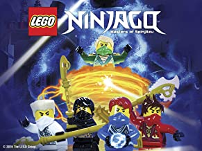 Lego Ninjago: Masters of Spinjitzu: Rebooted: The Complete Third Season