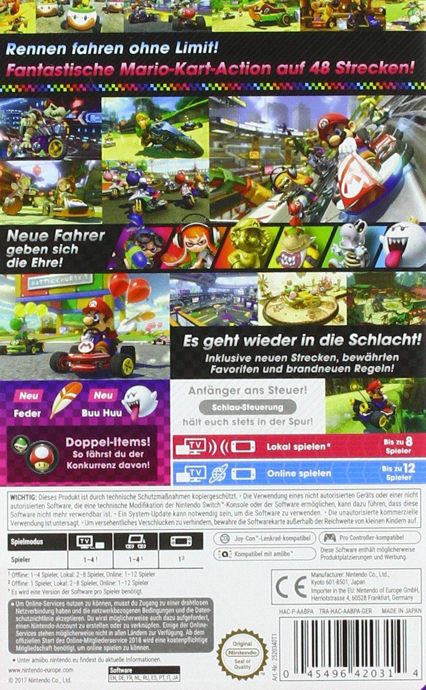 Mario Kart 8 Deluxe [Importación alemana]: Amazon.es: Videojuegos