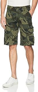 Wrangler Authentics Men's Premium Relaxed Fit Twill Cargo Short