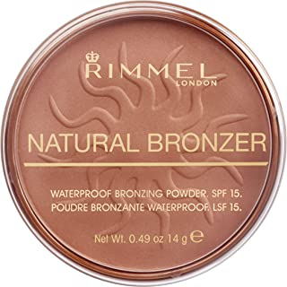 Rimmel London, Natural Bronzer - 026 Sun Kissed
