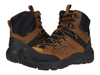 KEEN Revel IV Mid Polar (Dark Earth/Caramel Cafe) Men