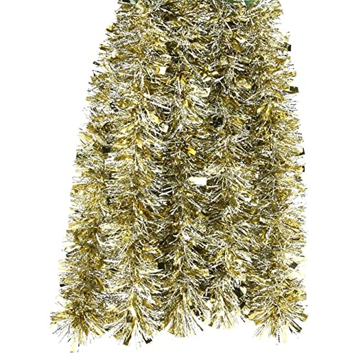 Silver Tinsel Christmas Tree With Color Wheel: Silver Tinsel Tree: Amazon.com