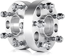 SCITOO Compatible with Wheel Spacers, 2X 1.25 5 Lug Hubcentric Wheel Spacer Adapters 5x5 to 5x5 Fit Jeep Grand Cherokee Commander Wrangler XK JK WK