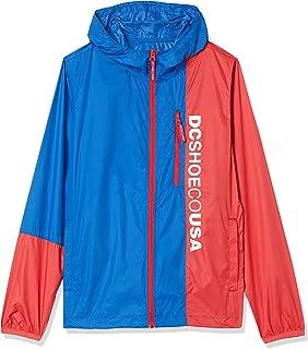 DC Men's Dagup Triple Block Packable Jacket Sweatshirt