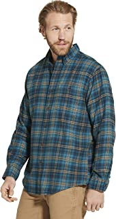 Dam Good Supply Co Performance Workwear Men's Long Sleeve Flannel Shirt (Regular Sizes)