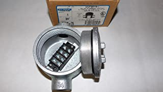 Explosion-Proof Conduit Outlet Box
