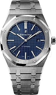 Audemars Piguet Royal Oak Blue Dial Blue Mens Watch 15400ST.OO.1220ST.03