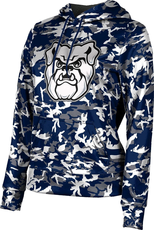 ProSphere Butler University Girls' Pullover Hoodie, School Spirit Sweatshirt (Camo)