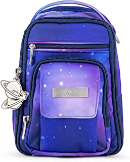 JuJuBe Galaxy Mini BRB | Travel-Friendly, Outer Space Compact Stylish Backpack Purse, Adjustable Straps, for Kids and Adults