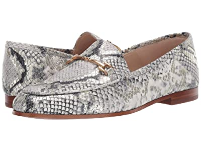 Sam Edelman Loraine (Black/White Multi Bahamas Snake Print Leather) Women