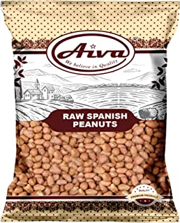 AIVA - Raw Spanish Peanuts - 5 lb. Bulk Box