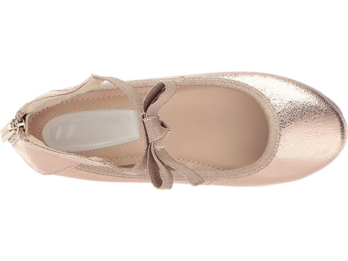 K Kenneth Cole REACTION Kids Rose Bow-t Ballet Flat Rose Bow-t