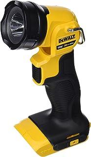 DeWalt DCL040-XJ 18V XR Lithium-Ion Body Only Cordless Torch, Black/Yellow, 15.0 cm*32.0 cm*22.0 cm