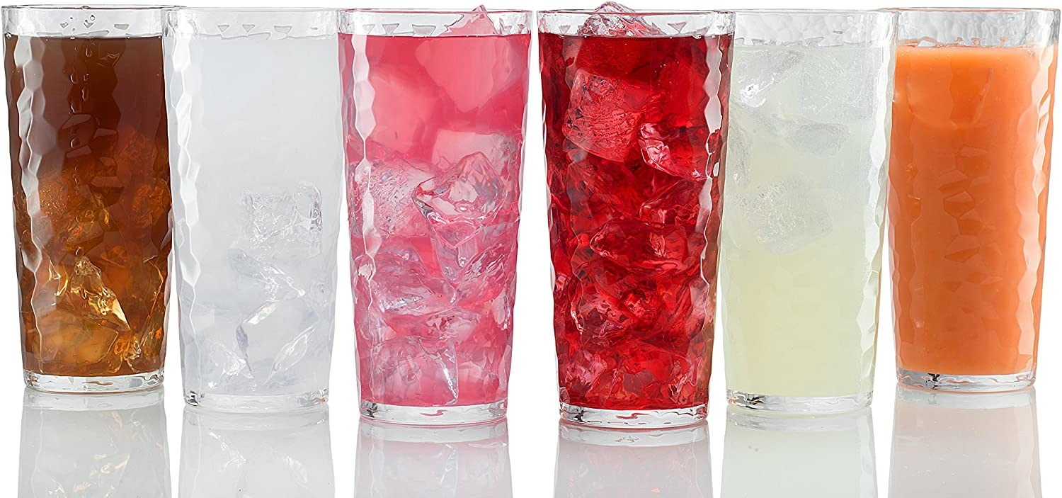 Francois et Mail order cheap Mimi Large Sized Water Plastic Acrylic 20oz Tumblers free shipping
