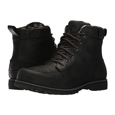 Columbia Chinook Boot WP (Black/Shark) Men