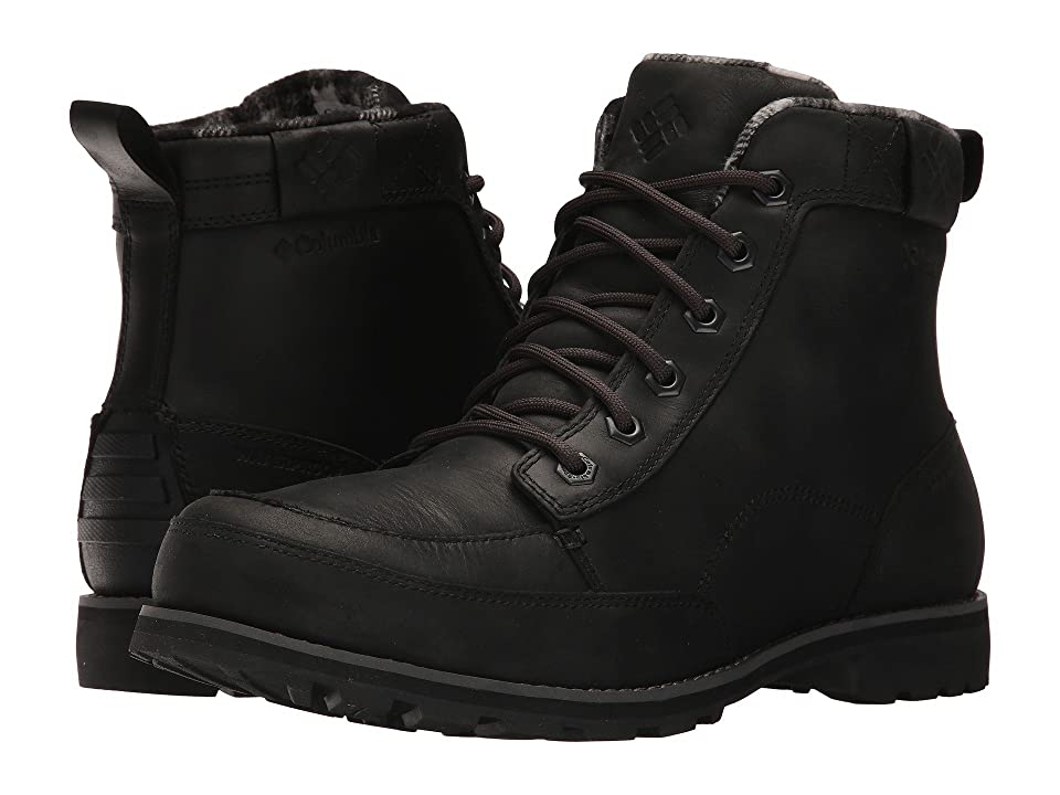 Columbia Chinook Boot WP (Black/Shark) Men