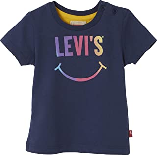 e07f64270219a Levi s Kids Nn10064 48 Short Sleeve Tee-Shirt - T-Shirt - Bébé garçon