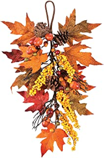 fall swag wreaths