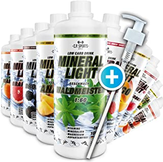 C.P. Sports Mineral Light - Concentrado