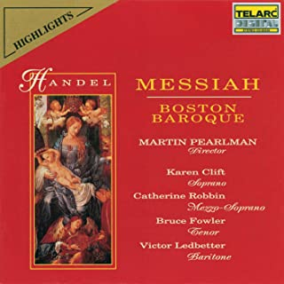 Handel: Messiah: Rejoice greatly, O daughter of Zion - Soprano Air