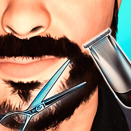 peluquería corte de pelo: barba salón de belleza juegos de spa