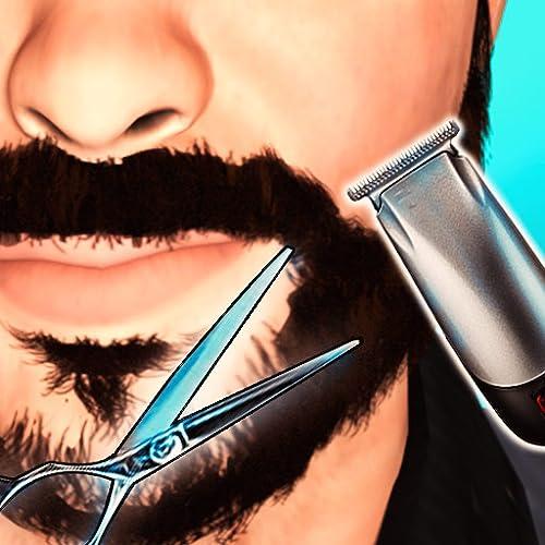 Friseurladen Haare schneiden: Bart Salon Beauty Spa-Spiele