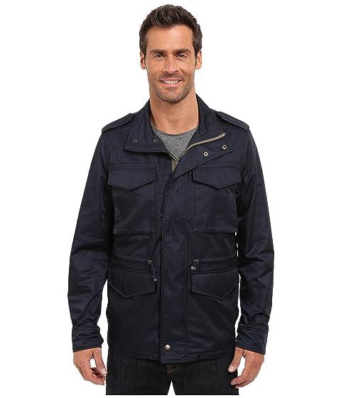 lucky brand nylon military jacket