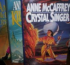 Author Anne McCaffrey Three Book Bundle Set Includes: CRYSTAL SINGER - KILLASHANDRA - CRYSTAL LINE