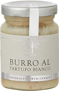 Made by Mama White Truffle Butter, Burro Al Tartufo Bianco (2.6 OZ)