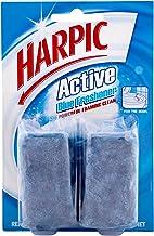 Harpic Active Blue Freshener Foaming Toilet Block Refill, 76g