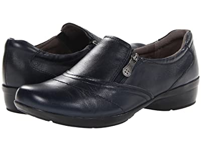 Naturalizer Clarissa (Classic Navy Leather) Women