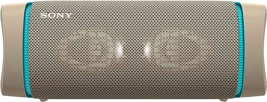 Sony srs-xb33 - speaker bluetooth waterproof, cassa portatile con autonomia fino a 24 ore e effetti luminosi SRSXB33C.CE7