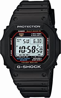 Men's G-SHOCK Quartz Watch with Resin Strap, Black, 20...