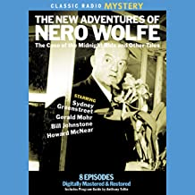 The New Adventures of Nero Wolfe: The Case of the Midnight Ride & Other Tales